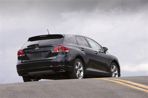 toyota venza limited  awd review
