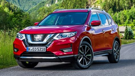 Nissan X Trail Photo by Nissan X Trail 2019 Car Review