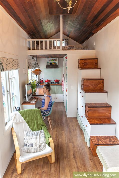 small homes interiors use these tiny house plans to build a beautiful tiny house