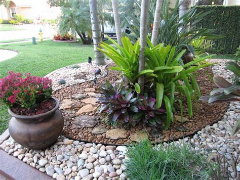 ideas for garden decor with rocks diy home decor