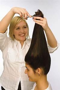 Cutting Hair With Lightning Speed Dummies