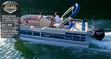 Lowe Boat Values by Unbeatable Value For All Day