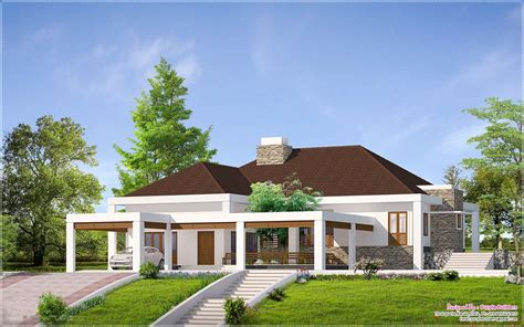 kerala home designhouse plansindianmodelsestimateelevations kerala house design house