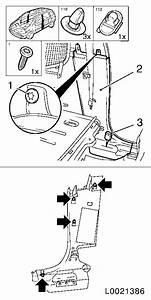 Vauxhall Workshop Manuals  U0026gt  Corsa D  U0026gt  C Body Equipment