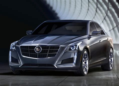 First New 2014 Cadillac Cts Vsport Will Be Donated To Charity