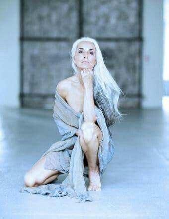 yasmina rossi   silver   beautiful