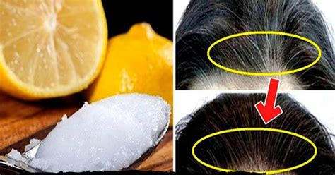 simple ways  cover gray hair naturally  home