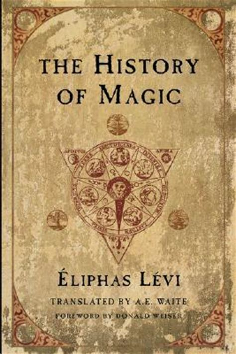 history  magic  eliphas levi