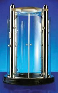 free standing shower stalls Jade Bath Galaxy 62-Inch Free-Standing Shower Stall | The ...