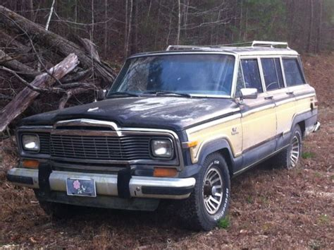 classic jeep wagoneer for sale 1985 jeep grand wagoneer 4x4 classic sport utility