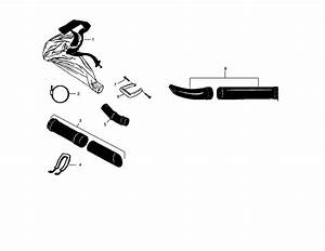 Vac Bag  Hose Diagram  U0026 Parts List For Model 358798960