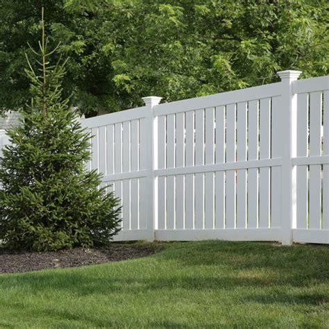 vinyl fencing decorative fence tupelo activeyards