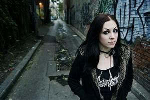 Black Metal Girl by systemic on DeviantArt