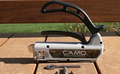 camo deck tool camo marksman decking tool at sound cedar lumber