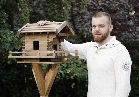 Vogelfutterhaus Selbst Bauen by Vogelhaus Selber Bauen In Wenigen Schritten Zum Fertigen