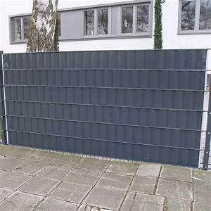 Sichtschutz Für Doppelstabmatten : sichtschutzstreifen sichtschutz z une sichtschutzw nde ~ Orissabook.com Haus und Dekorationen