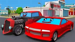 Nouvelle Voiture De Police : dessin anim voiture de police une nouvelle course le petit voitures et camions youtube ~ Medecine-chirurgie-esthetiques.com Avis de Voitures