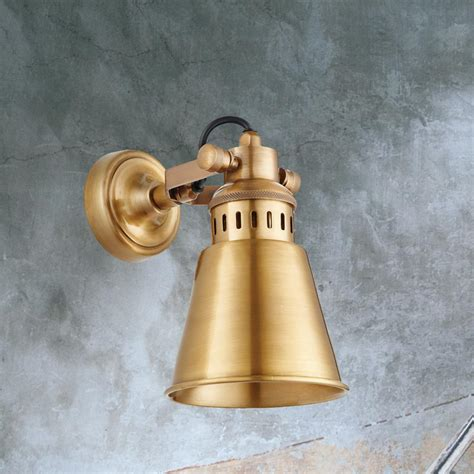 solid brass wall light cl 33627 product e2 contract