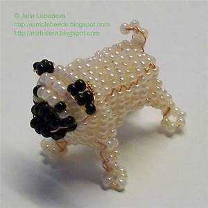 Beading For Beginners  Pug In 3