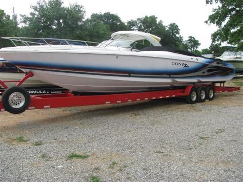 Donzi Zr Boats For Sale by Donzi 43 Zr Boats For Sale