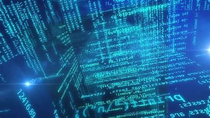 Background Web Abstract Digital Developer Code Dark