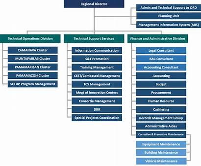 Dost Organizational Chart Structure Ncr Setup Gov