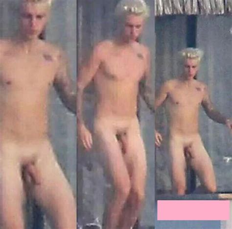 Justin Bieber Nude Proudly Baring Penis On Holiday - Photo 1 - /Nude