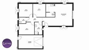 Numéro De Maison Design : elena maison traditionnelle avec plan en l ~ Dailycaller-alerts.com Idées de Décoration