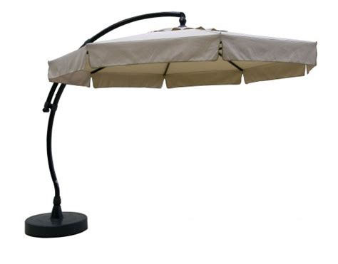 Hton Bay Umbrella Cover by Sun Garden Parasol Table Basse Relevable