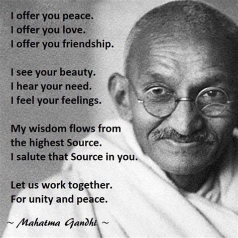 quotes  mahatma gandhi mary clever