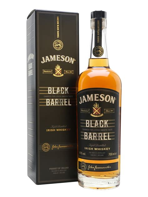 whisky jameson black barrel select reserve triple