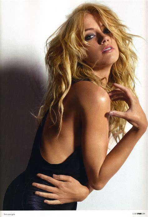Amber Heard Hot Sexy Actress HD Wallpaper HD Wallpapers