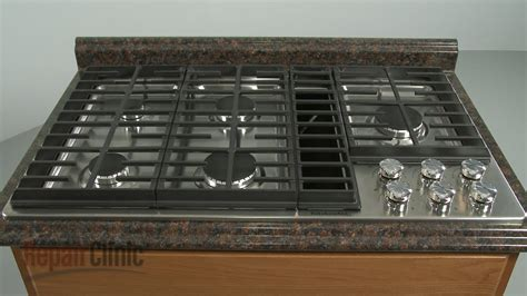 Kitchenaid Gas Downdraft Cooktop Installation (model