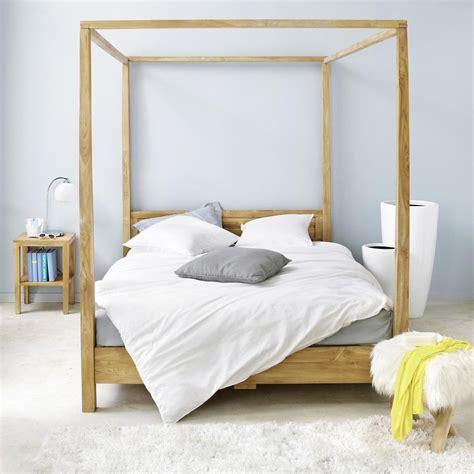 letto singolo a baldacchino letto baldacchino maison du monde damesmodebarendrecht