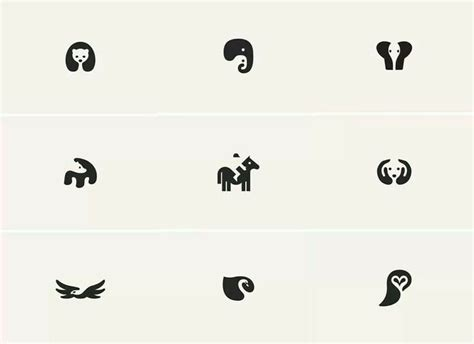 animal logo logo inspiration pinterest logos
