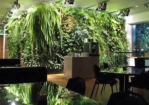 Pflanzen An Der Wand : b ropflanzen der arbeitsplatz wird gr n ~ Markanthonyermac.com Haus und Dekorationen