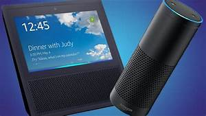 Amazon Echo Show Vs Amazon Echo Whats The Difference