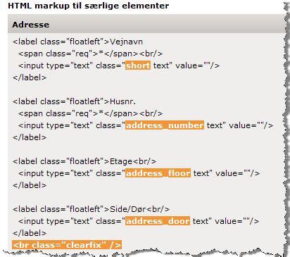 justaddwater dk design guide or html markup guide