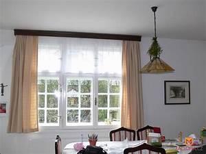 Länge Gardinen Fensterbank : die klassische gardinenleiste heimtex ideen ~ Watch28wear.com Haus und Dekorationen