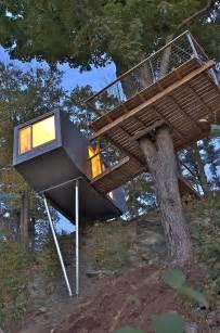 tiny tree house in new york