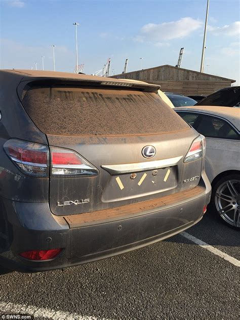 stolen car haul worth  returns   uk