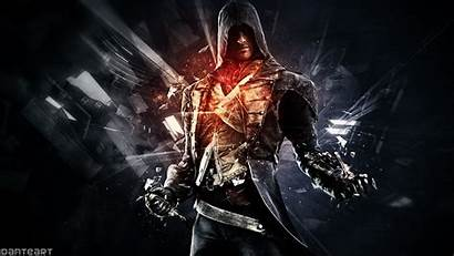 Creed Assassin Unity Wallpapers Ac Background Games