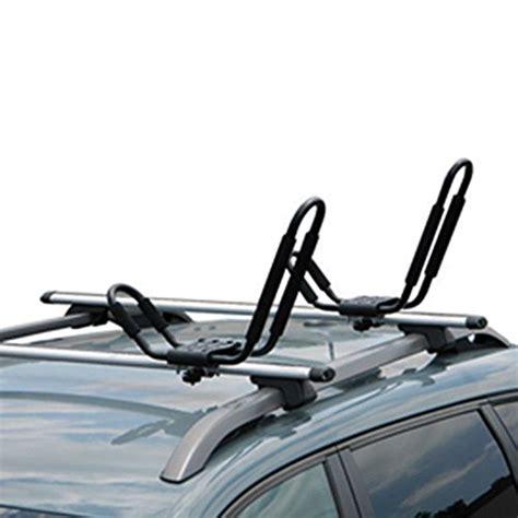 car top kayak racks j bar 2 pairs universal kayak canoe top mount carrier roof