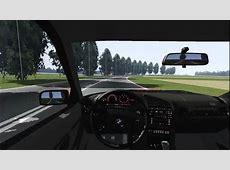 Przejażdżka BMW e36 na stację paliw YouTube