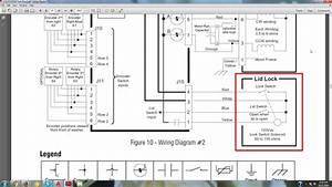 Kenmore Lid Switch Wire Diagram 4