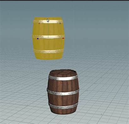 Tutorial Barrel Lops Layout Sequence Department