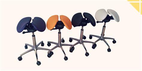 siege selle de cheval ergonomique une chaise en selle pour un dos bien droit le coin forme