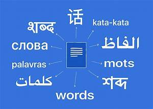 How to translate documents into different languages with for Translate word documents google