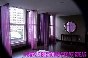 3 Cutting-Edge Purple Bedroom Decor Ideas – Tacky Living