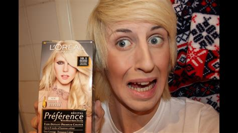 L'Oreal Pairs preferences BLEACH BLONDE TO NATURAL ASH